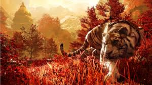 far cry 4 shangri la tiger panion