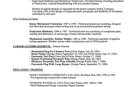 mechanical engineering resume examples draftsman cover letter