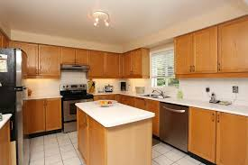kitchen cabinet refinishing kits before and after kitchen