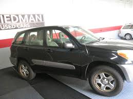 2003 TOYOTA RAV4 for sale at Friedman Used Cars   Bedford Heights ...