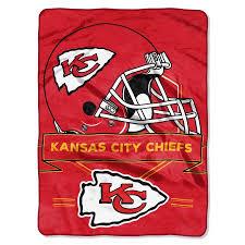 Kansas City Chiefs Throw Blanket