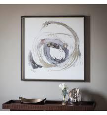 whirpool framed art
