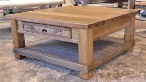 making rustic coffee table impressive on rustic coffee and end tables simple and chic rustic coffee