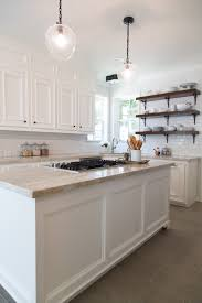 Taj Mahal Granite Kitchen Before After A Dark Dismal Kitchen Is Made Light And Bright