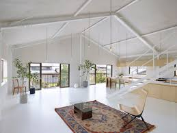 family home office. View In Gallery Warehouse Apartment By Airhouse Design Office 4 600x450 Turn An Old Into Family Home