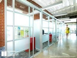 full size of sliding office door signs australia design frameless glass doors cubicles partition walls enclosures