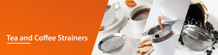 The reusable steel filter has small holes that let oils pass through and gives the coffee a richer character. Stainless Steel Kitchen Tea Strainer Factories Tea And Coffee Strainer Mesh Tea Infuser Manufacturers