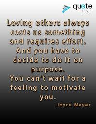 Quotes On Loving Others Beauteous Loving Others Always Costs Us Httpquotealivelovequote