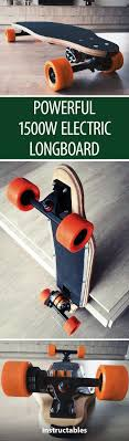 learn how to make your own electric longboard and skate past your friends at high sd electricvehicle epv electricskateboard hoverboard skatelife