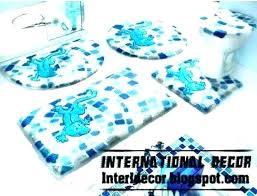 blue and white bath mat blue bath rug blue bath rugs bathroom rug sets royal page 2 awesome stylish and white blue bath rug blue brown bathroom navy