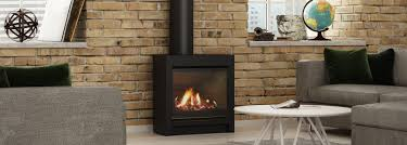 escea fs730 freestanding gas heater with