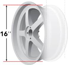 Rim Fitment Chart Measuring Wheel Size Guide How To Measure Wheel Size