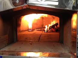 gas burner for belforno wood fired pizza ovens