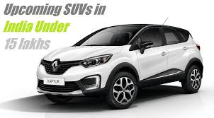 Upcoming Suv In India With Prices Specs Images