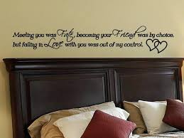 Bedroom Wall Quotes Mesmerizing Bedroom Quotes For Walls Quotes On Bedroom Walls Photo 48 Bedroom