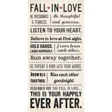 love quote canvas wall art