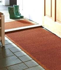 waterhog rug runner mats free at waterhog rugs ll bean