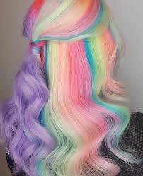 Colorful Hair Colors