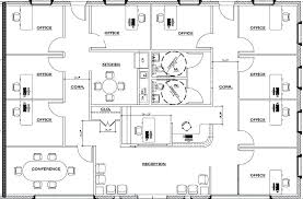 plan office layout. Modern Office Layout Plan Planner Drawing