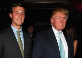 Jared And Ivanka s First Date The Transcript Extra Newsfeed Donald Trump says he learned early from his father that Jews aren t real people otherwise I would have taken him under my wing like he was one of my own.