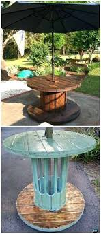 umbrella for outside table wire spool patio table wood wire spool wire spool chairs umbrella for