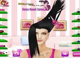 barbie dress up makeup and hair cutting games mugeek vidalondon