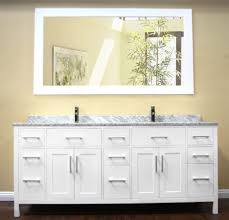 Double Vanity Bathroom Mirror Ideas Double Sink Bathroom Vanity