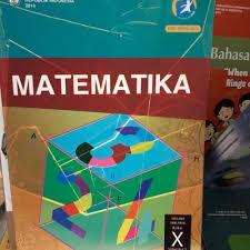 Madrasah yang termuat dalam sk dirjen nomor 3932 tahun 2016. Jual Buku Sma Kelas 1 Matematika Kelas 10 Semester 1 Kurikulum 2013 Jakarta Utara Fathonah Shoppp Tokopedia