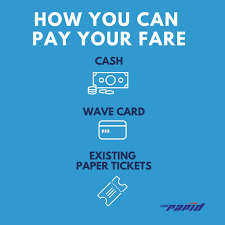 We also allow businesses to accept payments online so you can get invoices paid faster; The Rapid Ends Paper Ticket Sales
