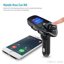 USB <b>Car MP3</b> Music Players Hands-Free Wireless <b>Bluetooth Car</b> ...