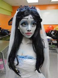 how to apply corpse bride makeup howsto co