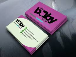 Entry 151 By Mahmudul688937 For Baby Shop Business Cards Freelancer