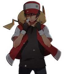 77+ Pokemon Trainer Red Wallpaper ...