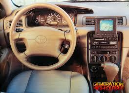 1997 Camry Flip Out Navigation | GenHO