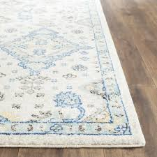 rugs curtains beautiful white baby blue area rug for modern