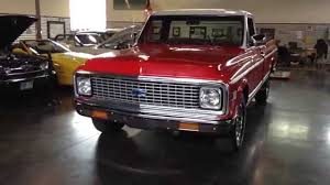 Test Drive: 1971 Chevy C20 Pick up SOLD at the Sun Valley Auto ...