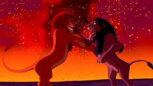 Симба против Шрама. <b>Король лев</b> (1994) год. - YouTube