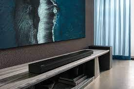 Samsung's 2021 Q soundbars have advanced room optimization and AirPlay 2