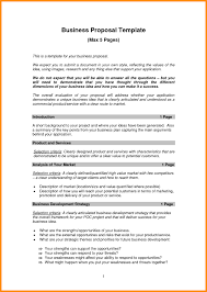 Parts Of A Resume 100 Small Business Proposal Example Parts Of Resume To Free Small A 86
