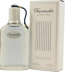 <b>Faconnable Stripe</b> By <b>Faconnable</b> For <b>Men</b>. Eau De Toilette Spray ...