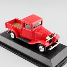 1/43 Scale small vintage 1934 Ford Pickup pick up truck diecast ...