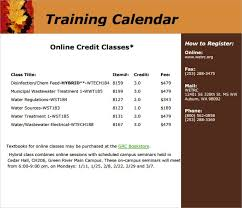 Training Calendar 7 Free Samples Examples Format