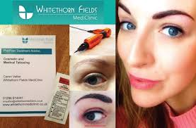 whitethorn fields clinic semi permanent makeup eyebrow eyeliner colour boost