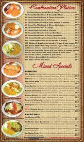 mexican food appetizers menu. Unique Appetizers Mi Casa Mexican Entrees Menu 2 To Food Appetizers