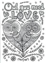 Printable Owl Coloring Pages For Adults Download Free Jokingart