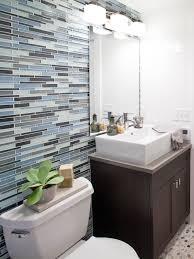 Bathroom With Tiles Grey Tile And Blue Bathroom