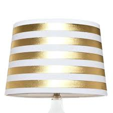 fearsome black and white striped lamp shades best gold lamps ideas on bedroom black and white vertical striped lamp shade