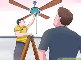 Image Titled Oil A Ceiling Fan Step 10