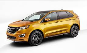 new car releases 2016 philippinesAllnew Ford Edge launched now with EcoBoost engines as standard