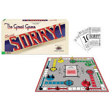 Wooden Sorry Board Game Sorry Classic Edition Board Game The Wooden Toy 15